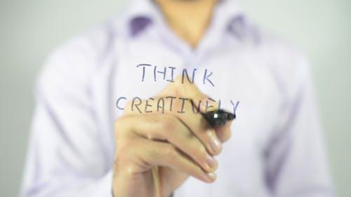 Think Creatively