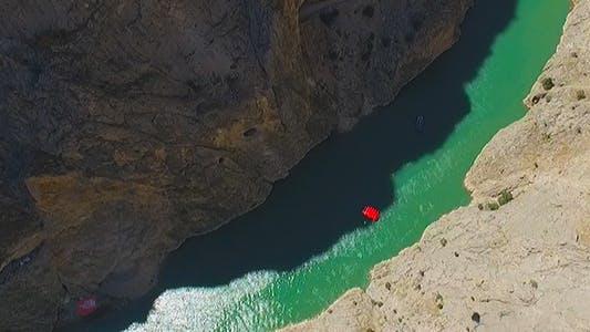 Canyon Base Jumper