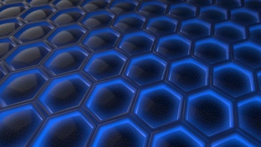 Thumbnail for Honeycomb Abstract Background