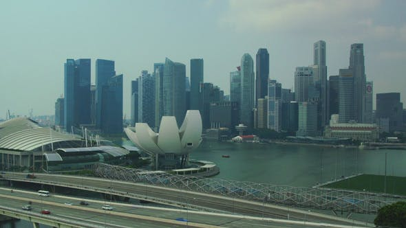 Thumbnail for Panorama Of Singapore
