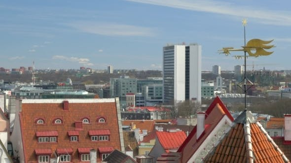 Thumbnail for Old And Modern Architecture Of Tallinn
