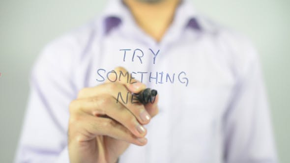 Cover Image for Try Something New