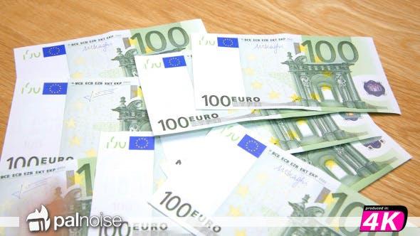 Thumbnail for Euro Bills 100