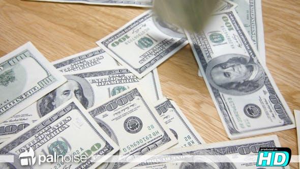 Dollar Bucks Cash Flying