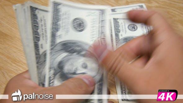 Thumbnail for Dollar Notes 100