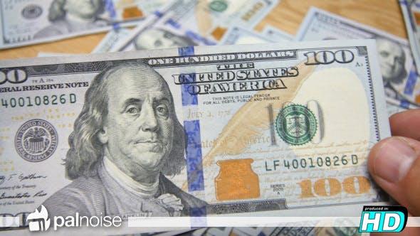 Dollar USD Cash