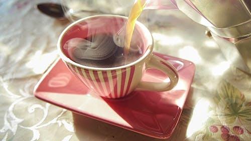 Tasse Heißer Kaffee 3