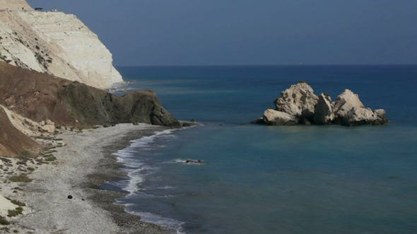 Cover Image for Rocks of Aphrodite Cyprus