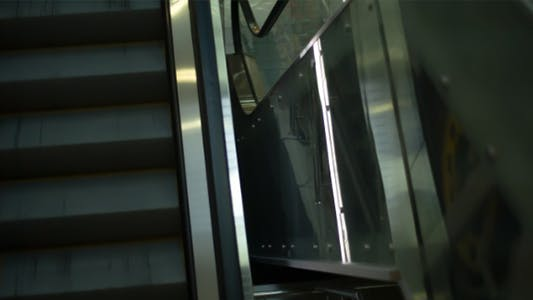 Thumbnail for The Movement of the Escalator