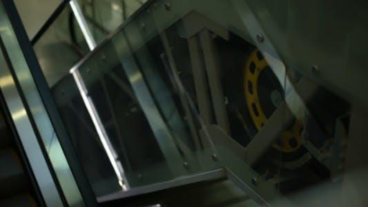Thumbnail for Mechanism of Escalator