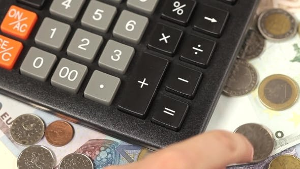 Thumbnail for Counting Money On a Calculator