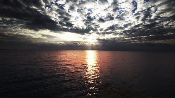 Thumbnail for Sun Reflection in the Sea