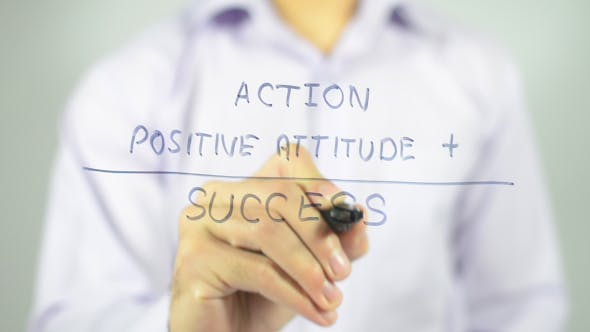 Thumbnail for Success, Action and Positive Attitude