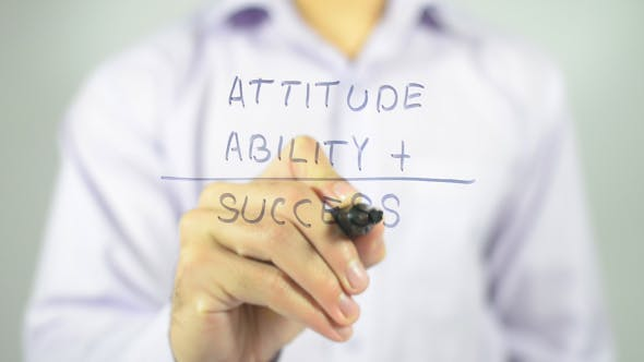 Thumbnail for Success, Ability and Attitude