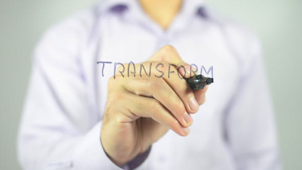 Cover Image for Transform