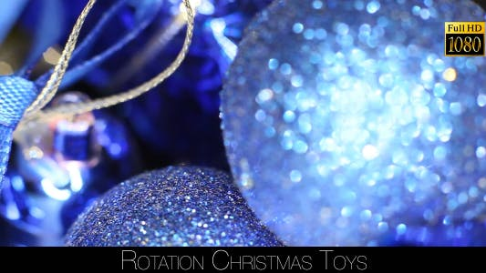 Cover Image for Rotation Christmas Toys
