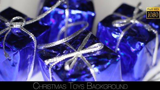 Thumbnail for Rotation Christmas Toys 7