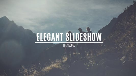 Thumbnail for Elegant Slideshow 2