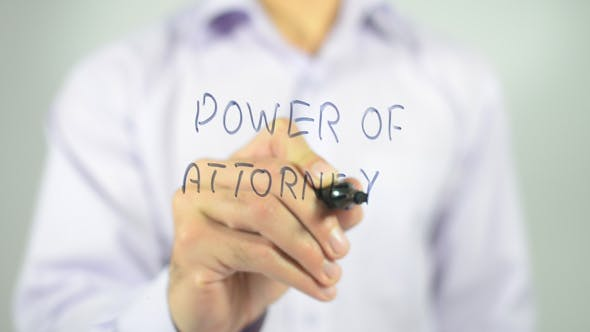 Thumbnail for Power of Attorney
