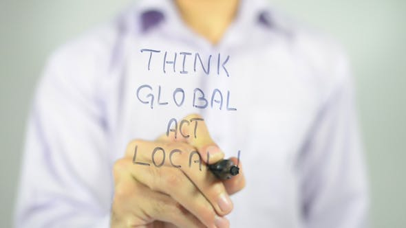 Thumbnail for Think Global Act Local