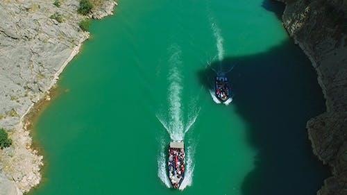 Boating Canyon