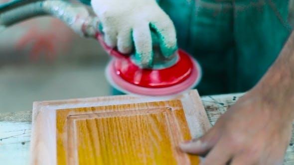 Thumbnail for Polishing Of Furniture Details