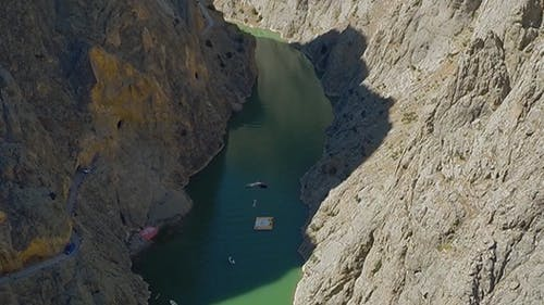 Canyon Base Jump
