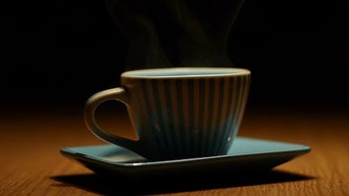 Tasse Heißer Kaffee 4