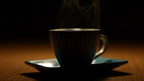 Tasse Heißer Kaffee 5