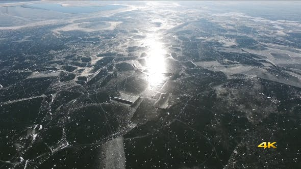 Thumbnail for Aerial Sea Ice