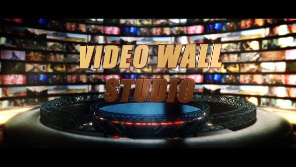Video Wall Studio