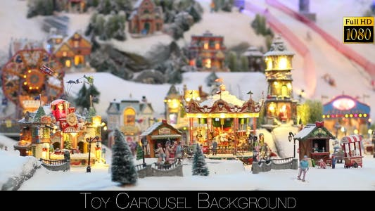 Thumbnail for Toy Carousel Background 5
