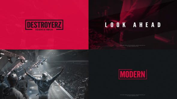 Cover Image for Destroyerz // Sport Promo