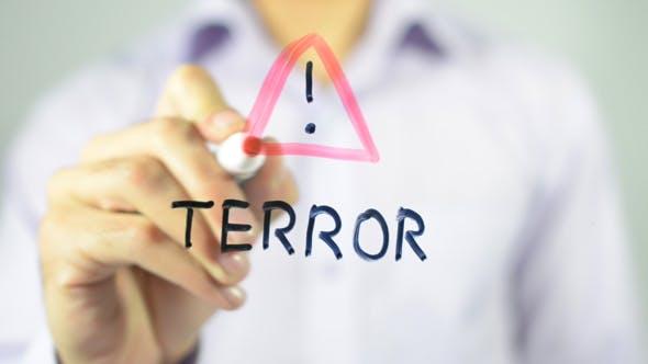 Thumbnail for Terror, Concept Illustration