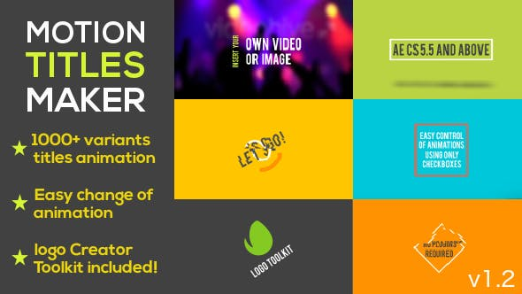 Download Video Titles Templates - Envato Elements