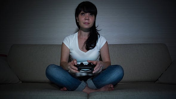 Thumbnail for Playing Videogames