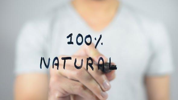 Thumbnail for 100% Natural