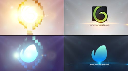 Simple Logo Animation