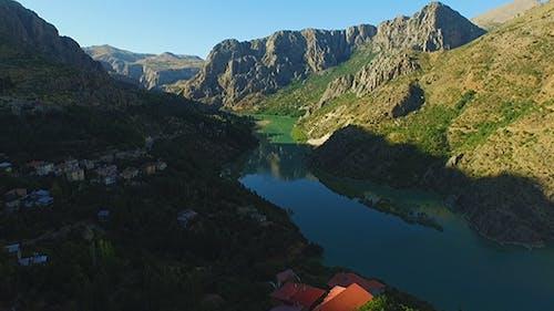 Kemaliye Turkey - Town in Mountain