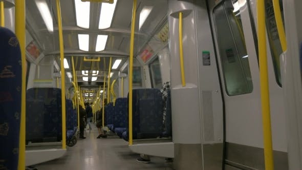 Thumbnail for Carriage Of Stockholm Subway