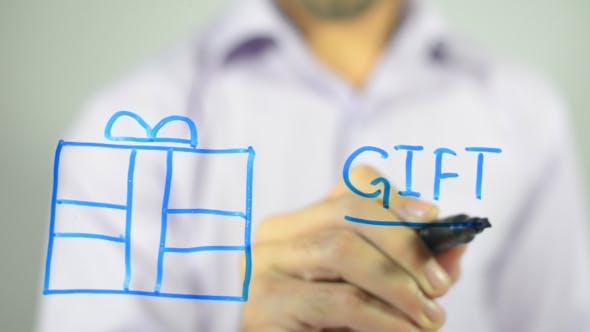 Thumbnail for Gift, Illustration