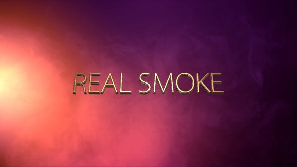 Thumbnail for Real Smoke Background 2