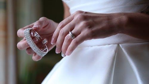 The Bride Wears a Bracelet