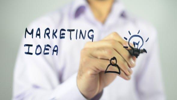 Marketing Idea, Illustraion