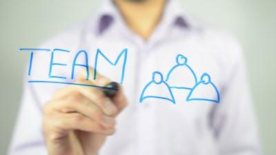 Team, Illustration
