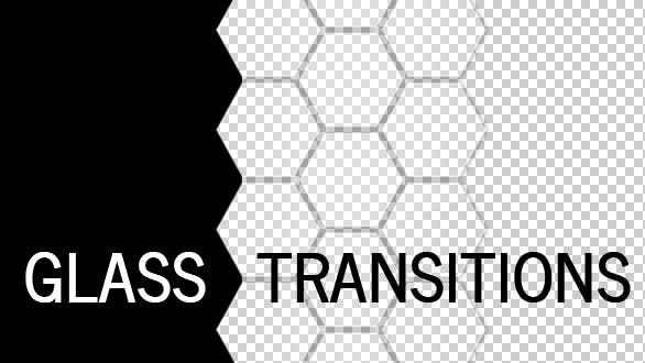 Thumbnail for Glass Transitions Pack - 18 Transition