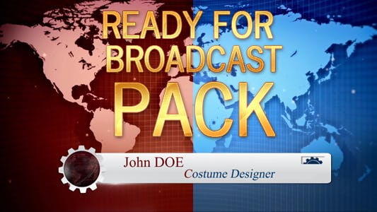 Thumbnail for Ready For Broadcast - 2 Pack