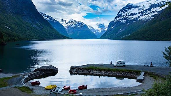 Thumbnail for Schöne Natur In Norwegen