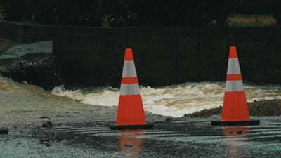 Roadway Flooded