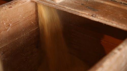 Cornmeal In a Mill